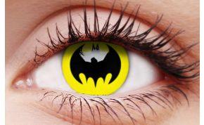 Bat Crusader Coloured Contact Lenses