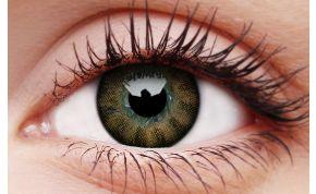 Sexy Brown Coloured Contact Lenses