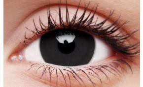 Black Titan Coloured Contact Lenses