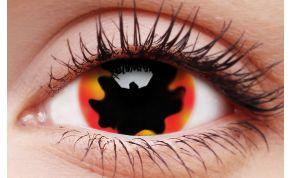 Blackhole Sun Coloured Contact Lenses