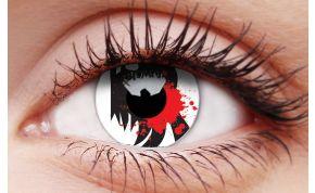 Bloodscream Coloured Contact Lenses