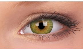 TruBlends Green Monthly Contact Lenses