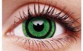 Green Goblin Coloured Contact Lenses