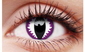 Purple Dragon Coloured Contact Lenses