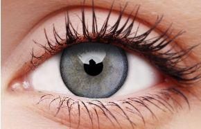 3 Tones Aqua Coloured Contact Lenses