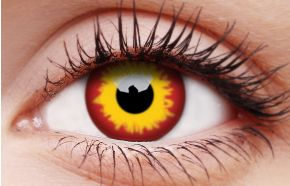 Wildfire Coloured Contact Lenses